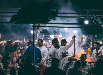 Marrakech – Djemaa El Fna Square