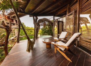 Mayan Villa©Azulik Resort, Tulum