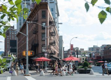 Meatpacking District;