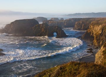 Mendocino Headlands © Visit California