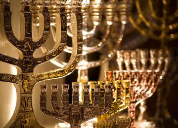 Menoras Jerusalem © GoIsrael