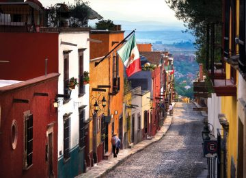 San Miguel de Allende Rosewood Hotel Mexiko