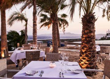 Mikrasia Restaurant ©Katikies Mykonos