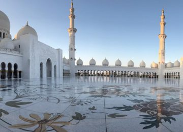 Scheich-Zayid- Moschee Abu Dhabi Select Luxury Travel