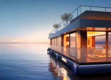 Luxusyacht Penthouse – Côte d'Azur