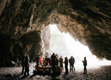 Nimmo Bay©Höhle