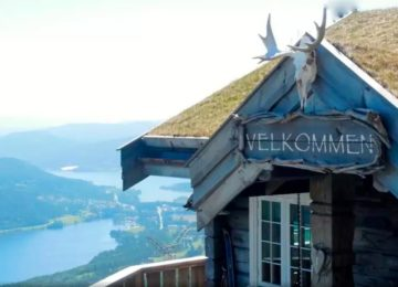 Norefjellhytta Restaurant & Overnatting_Norwegen