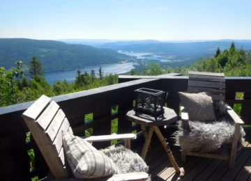 Norefjellhytta Restaurant & Overnatting_Terrasse