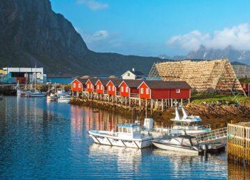 Norwegen©Svinøya Rorbuer
