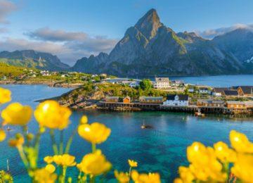 Europa – Norwegen im Sommer