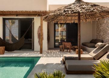 Villa mit Pool©Hotel OKU Kos