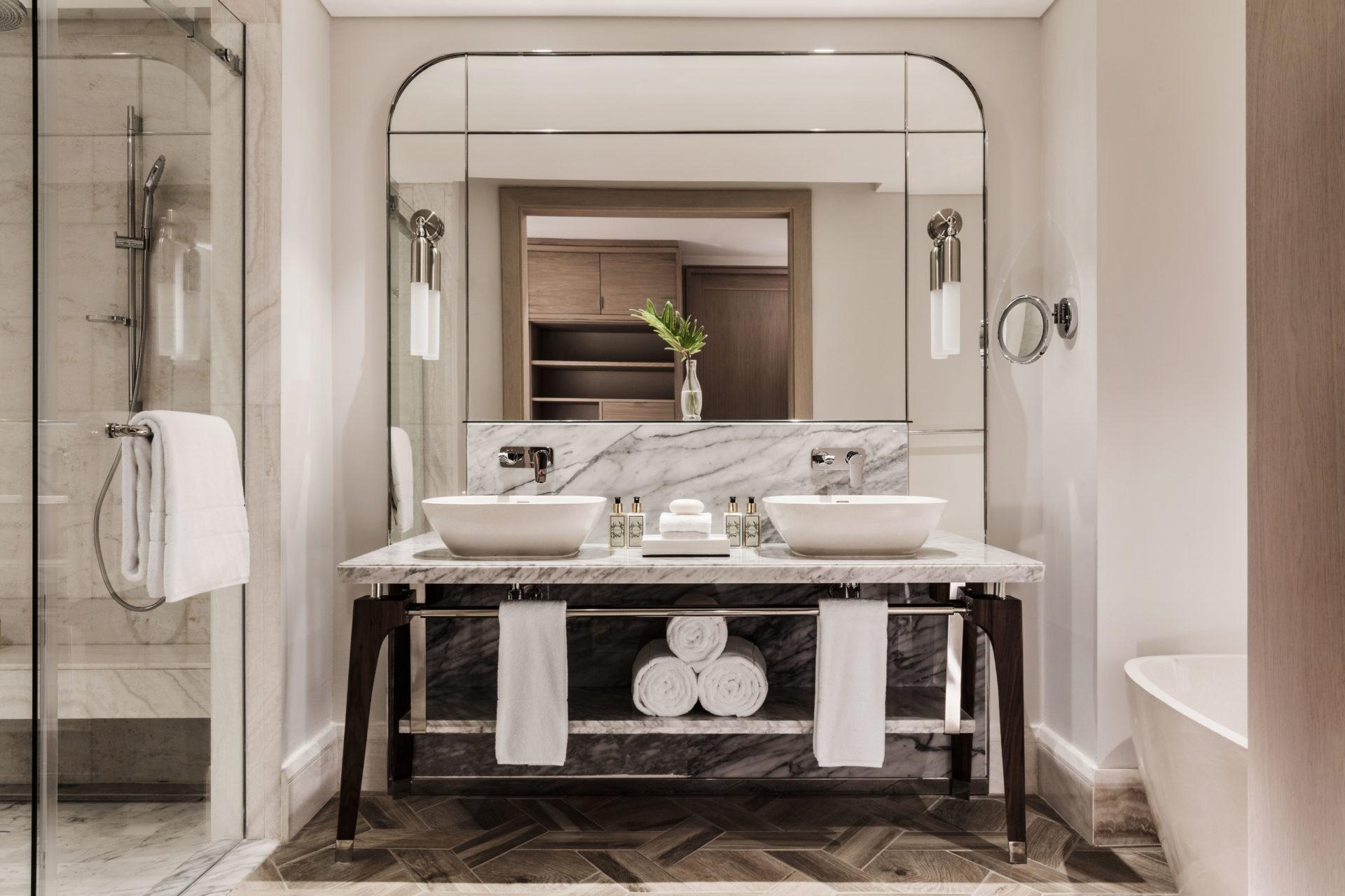 Badezimmer ©One&Only Le Saint Géran
