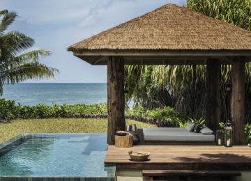 Ocean View Pool Villa©Pool Four Season