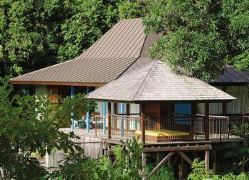 Ocean View Villa©Four Seasons Seychellen Mahe