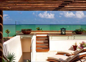 Oceanview Suite Rooftop©Rosewood Mayakoba,Mexiko