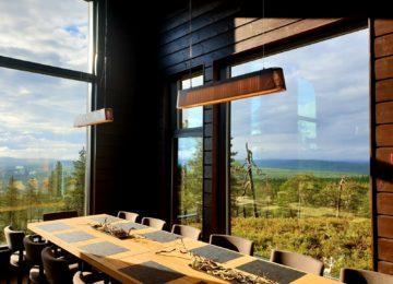 Octola Lodge Private Wilderness Finnland