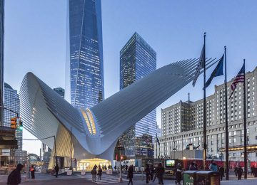 Oculus, Manhattan,