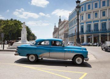 Oldtimer in Havanna © Cubanisches FVA Deutschland