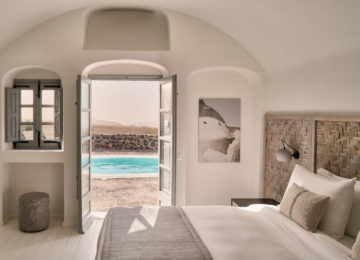 Olympian Villa©Vedema, a Luxury Collection Resort, Santorin