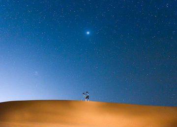 Oman Stargazing © Desert Night Camp