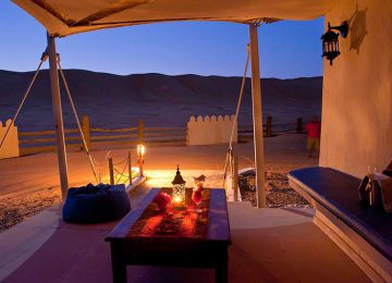 Luxury Tent Desert Night Camp Hotel Oman Select Luxury Travel