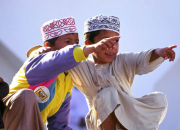 Omani children©Ministry_of_Tourism_Sultanat_of_Oman