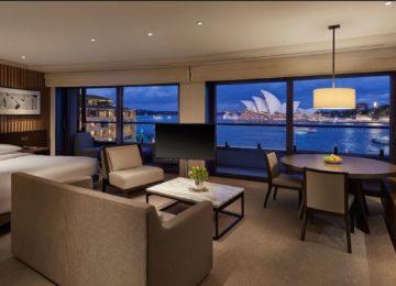 Opera Deluxe Room©Park Hyatt Sydney