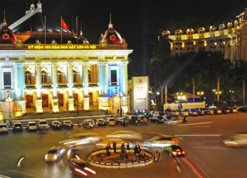 Opera House © Vietnam Airlines