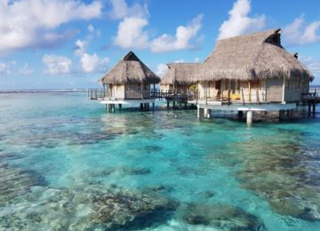 Overwater Bungalow©Tikehau Pearl Beach Resort