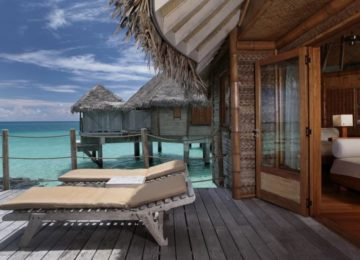 Overwater Suite©Tikehau Pearl Beach Resort