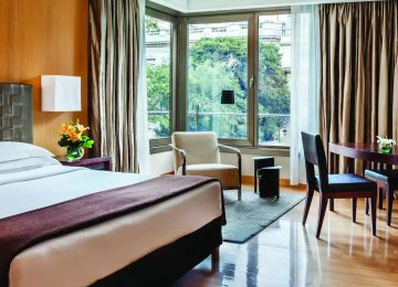 Park Deluxe View Zimmer im Posada Building im Palacio Duhau Park Hyatt Buenos Aires Select Luxury Travel