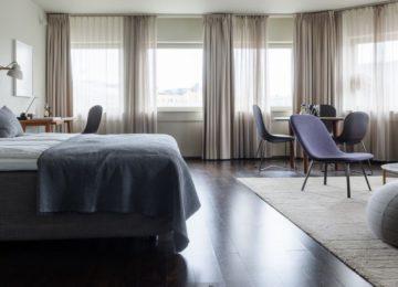 Panoramasuite©Nobis Hotel Stockholm Schweden
