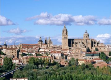 Parador View Salamanca