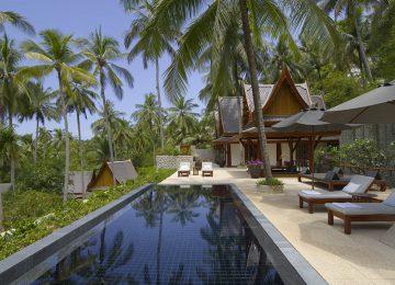 Partial Ocean Pool Villa