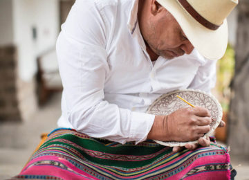 Peru Handarbeit ©Belmond