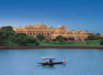Pichola Lake © The Oberoi Udaivilas