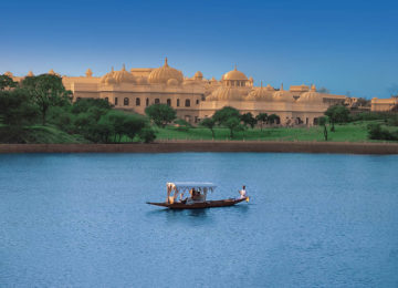 Pichola Lake, Udaipur © The Oberoi Udaivilas