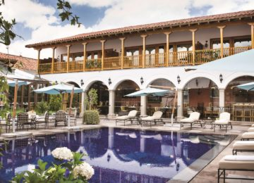 Pool©Belmond Palacio Nazarenas ,Janine Costa Dibos