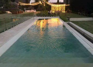 Pool©Hotel Palacio San Estaban Salamanca