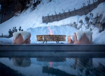 Pool©White Deer San Lorenzo Mountain Lodge