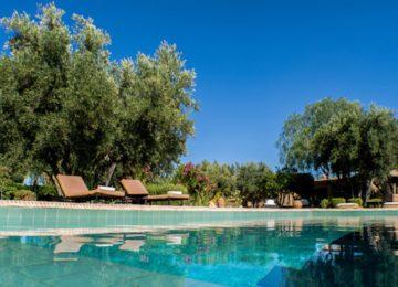 Pool ©Les Jardins de Skoura