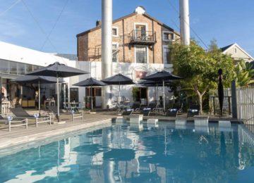 Pool ©Turbine Boutique Hotel