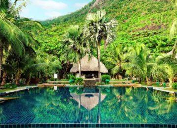 Pool©Hilton Seychelles Labriz Resort & Spa