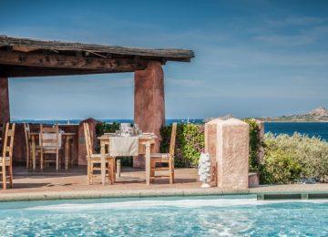 Restaurant am Pool ©Villa del Golfo Lifestyle Resort