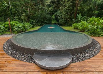 Pool, 4★ Hotel Pacuare Lodge,Costa Rica