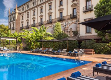 Pool Alfonso XIII © Marriott