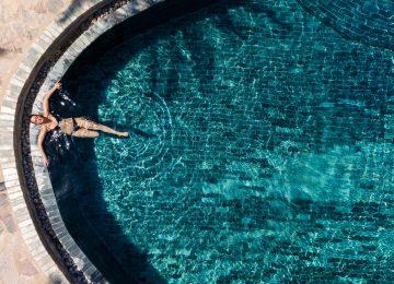 Pool Alila Jabal Akhdar © Alila