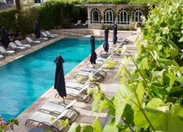Pool American Colony Hotel Jerusalem