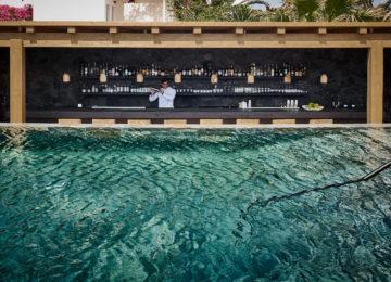 Pool Bar©Istoria Hotel, a Member of Design Hotels, Santorin