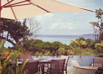 Pool-Bar-Lunch-Pool-view©Hotel Raffles Praslin